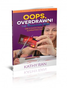 Oops Overdrawn! 3D Book