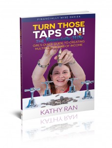 Turns Those Taps on 3D Book